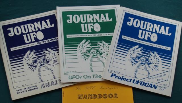 """Διαθέσιμη στο διαδίκτυο η πλήρης έκδοση του """"Journal UFO"""" 1979-1980"""