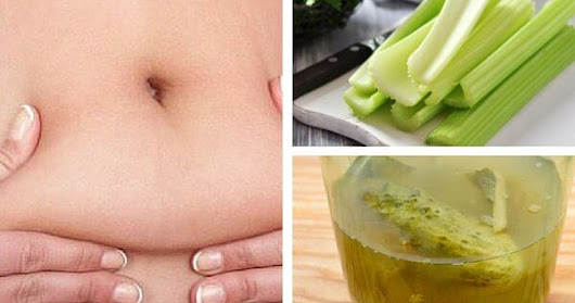 Drink Celery Tea That Will Help You To Lose Weight? See The Recipe