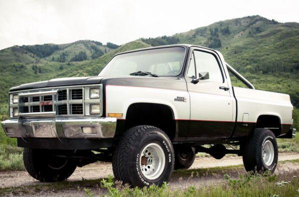 1982 GMC