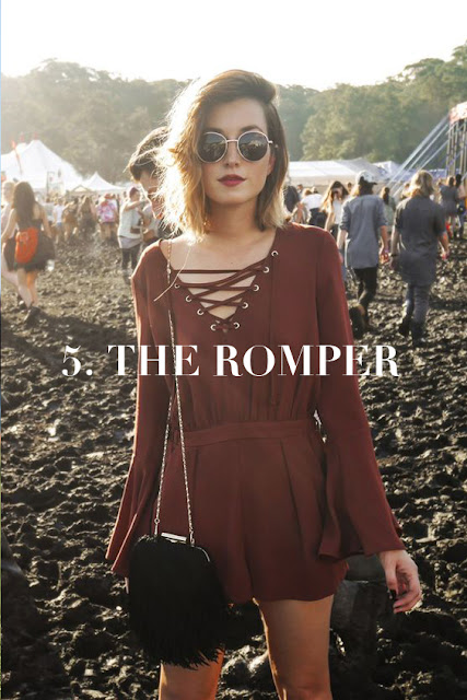 10 chic new ways to dress for a festival