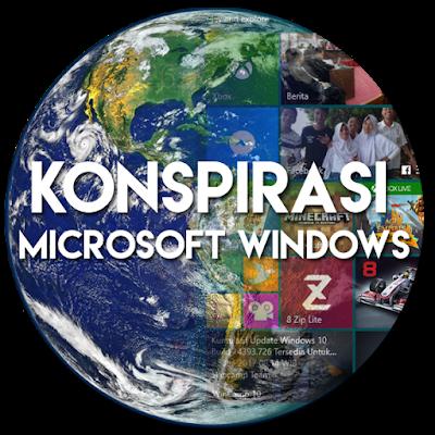 Windows terkenal, ulah siapa sih?