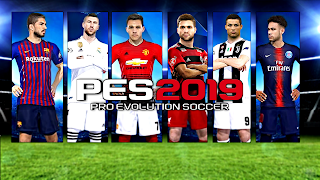 PES 2019 Android Offline 780 MB Best Graphics
