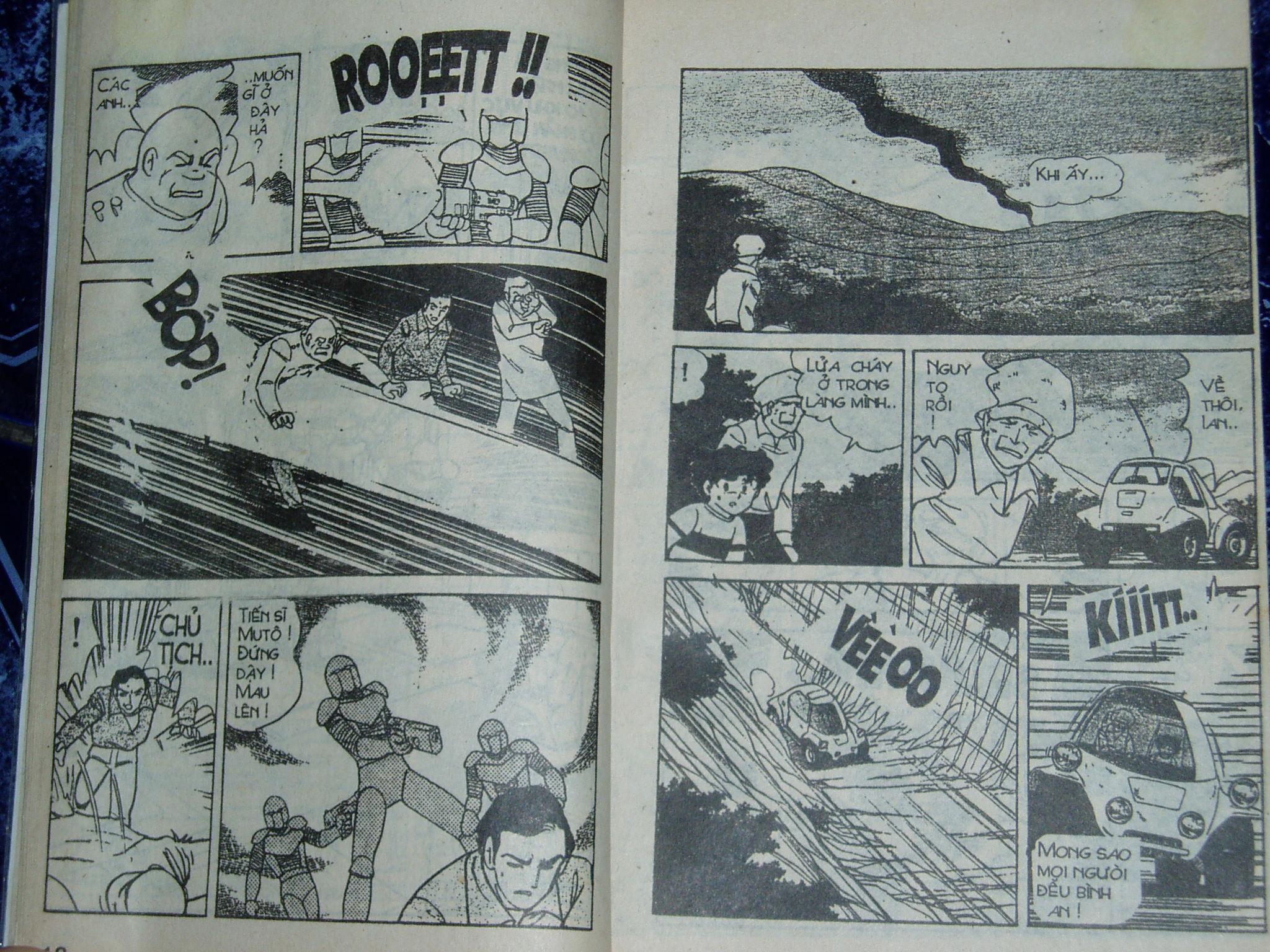 Siêu nhân Locke vol 14 trang 9
