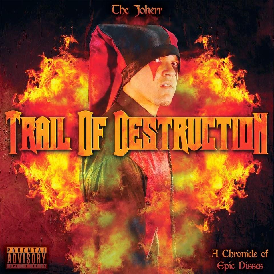 the jokerr trail of destruction