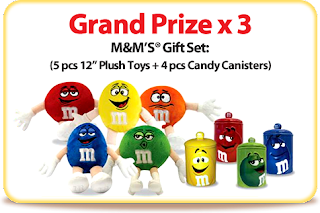 footer left - CONTEST - [ENDED] Win M&M's Gift Set