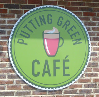 Photo of the Putting Green Café in Littlehampton