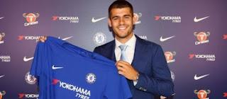 Morata Janji Cetak Banyak Gol buat Chelsea