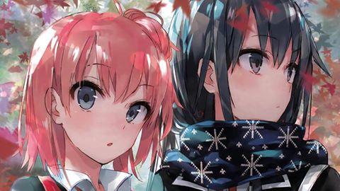 Oregairu Dominasi Pemenang Light Novel Terbaik Kono Light Novel Ga