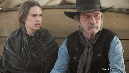 tommy lee jones-the homesman
