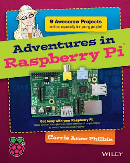 Adventures In Raspberry Pi PDF free download