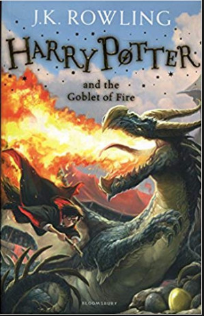 Harry Potter and the Goblet of fire ebook epub/awz3/pdf