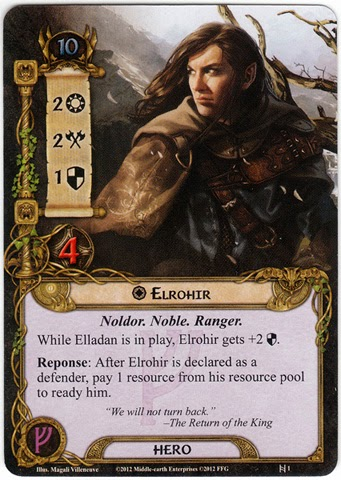 Down the Anduin: Elrond - Lord of Rivendell