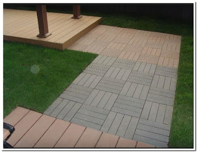 Lightweight Patio Stones Ideas