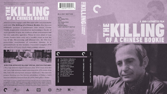 The Killing Of A Chinese Bookie Bluray Cover