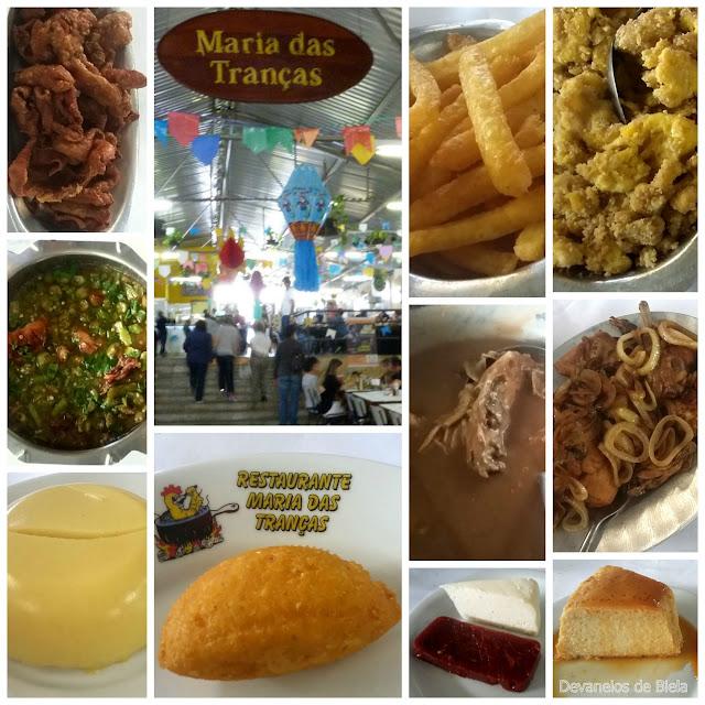 Belo Horizonte - Restaurante Maria das Tranças no #EncontroBH2016
