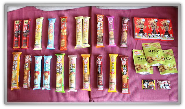 Candysan Japanese Candy Haul & Review  choco  otona petit copan almost all flavors