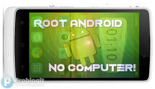 Cara Root Oppo Find Clover R815 Tanpa PC (Tutorial + Gambar)