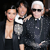 Karl Lagerfeld reacts to Kim K's robbery incident