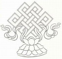 nudo sin fin budismo significado simbolo