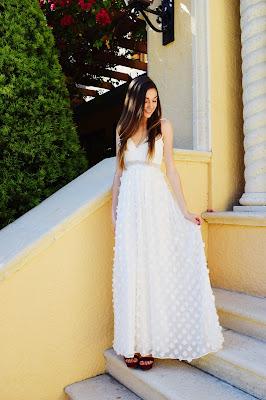 white prom dress kate bartlett