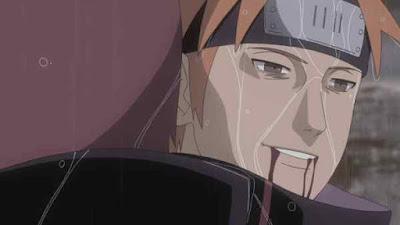 Yahiko, Shinobi Dalam Naruto Shippuden Yang Mati Terhormat
