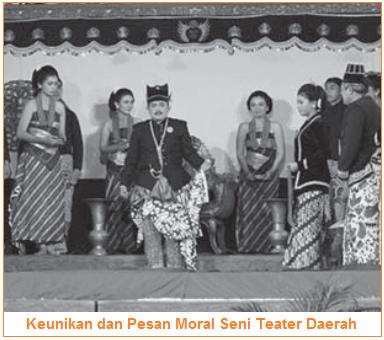 Keunikan dan Pesan Moral Seni Teater Daerah