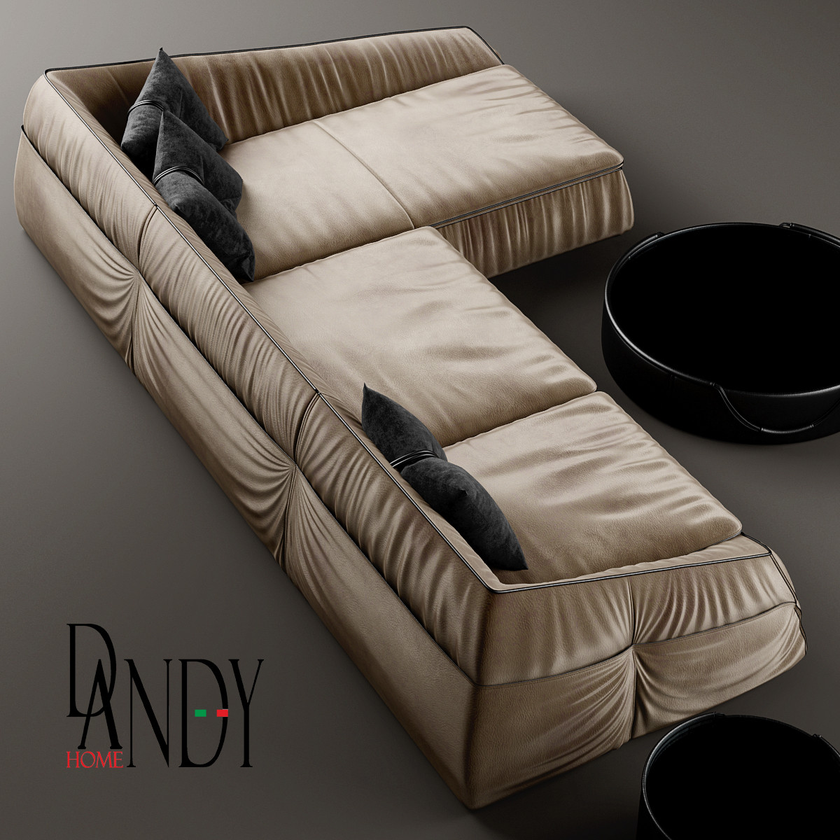 3dsky pro sofa divan gamma arredamenti suite gfxart7 for Dama arredamenti