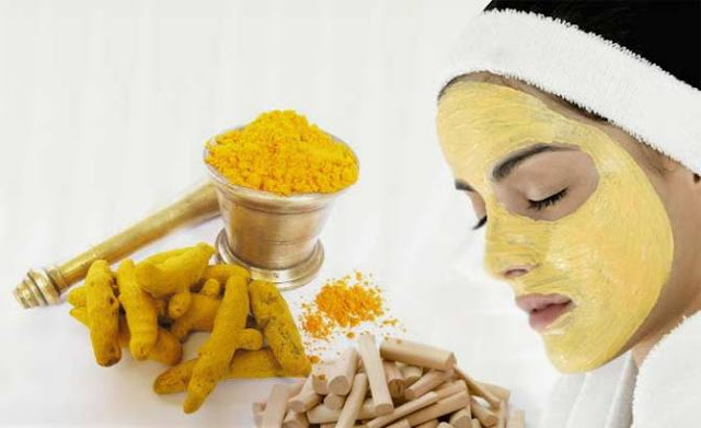 Turmeric Uses For Skin Whitening