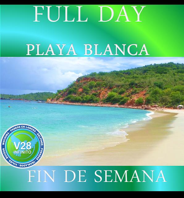 imagen Full day Playa Blanca