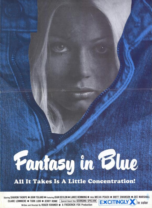 Fantasy in Blue (1975)