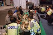 Polsek Tambora Binmas Kel.Krendang Aiptu Dede Sugiono Patroli Sambang Wilayah