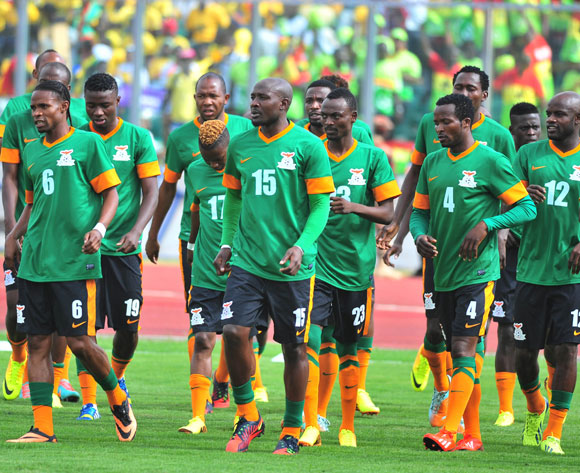 Image result for W/Cup Qualifier: Zambia not getting carried away as they prepared for Nigeria