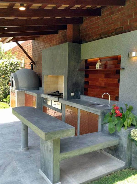Grill Areas For Inspiration 3