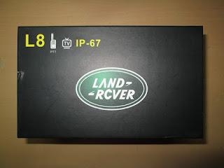 Hape Outdoor Landrover L8 Walkie Talkie TV Waterproof Anti Shock