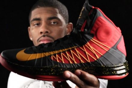 the best attitude d2118 024b6 Here is a look from Nike Basketball Inside Access at Kyrie Irving s  Hyperdunk 2012 Sneaker, this guy is really the future of the NBA!