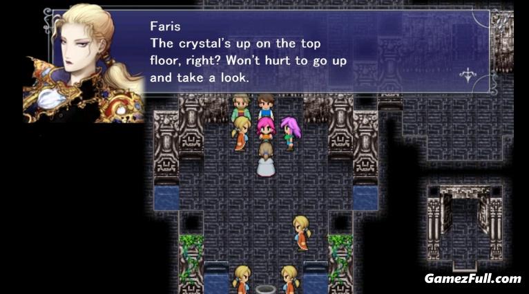 Final Fantasy V PC Full Español