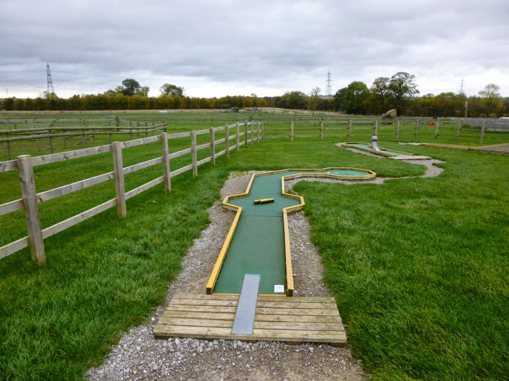 Adventure Golf at Mead Open Farm