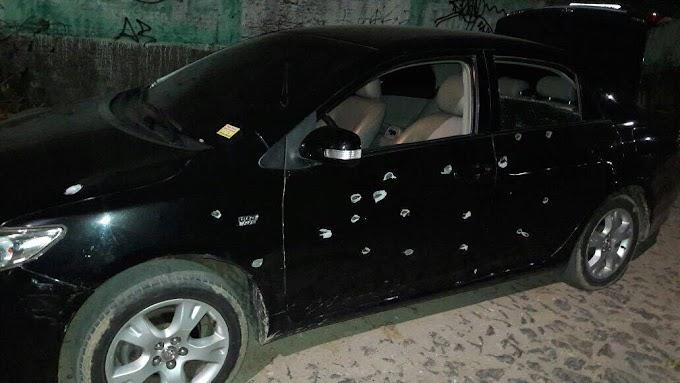 DELEGADO BALEADO: Tentativa de assalto a carro-forte termina em troca de tiros e deixa quatro mortos