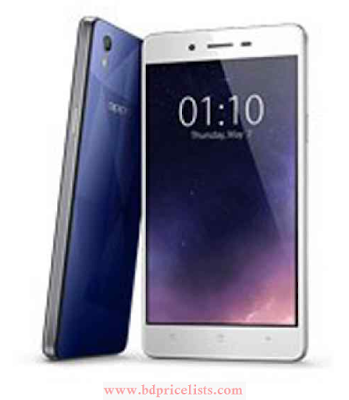 Oppo Mirror 5 Mobile Full Specifications and price in Bangladesh