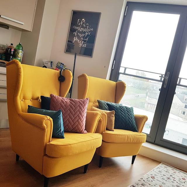 one bedroom modern flat transformation Leeds