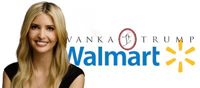 Ivanka Trump clothing at Walmart Stores