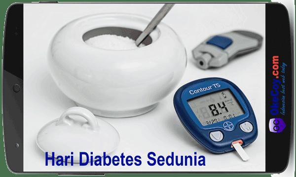 Hari Diabetes Sedunia