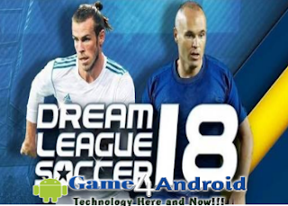 Download Dream League Soccer DLS 18 APP (APK & OBB)