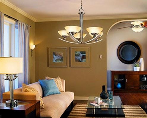 lampu hias minimalis modern