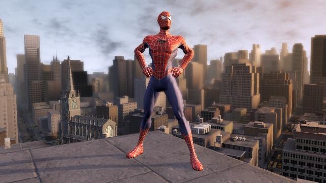 Download Spider Man 3 PC Games