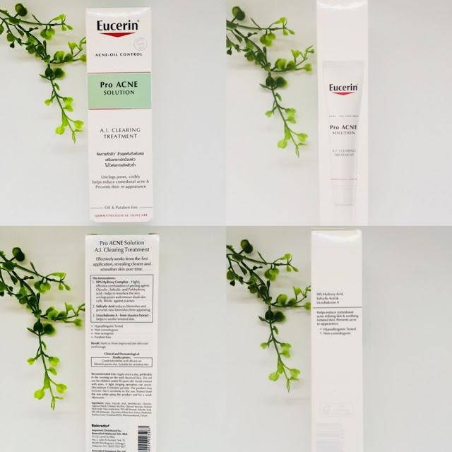 Cabaran Bebas-Jerawat  Eucerin® 14 Hari