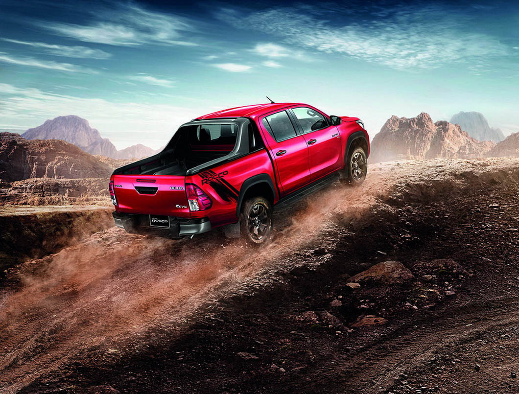Toyota Hilux Goes To Thailand For A Rugged Facelift ...