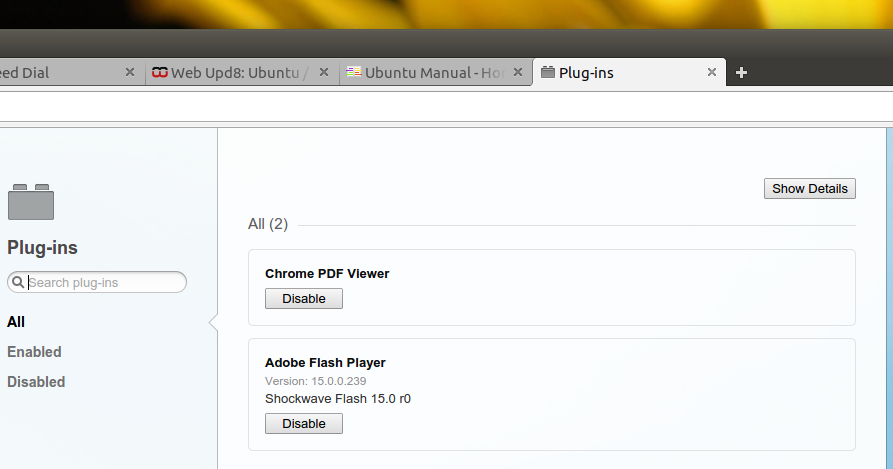 How To Get Flash And H 264 To Work In Opera Browser (Ubuntu 14 04