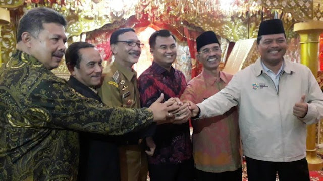 Dukung Jokowi, Ketua DPD PAN Sumbar: Apapun Resikonya Saya Siap Menanggung