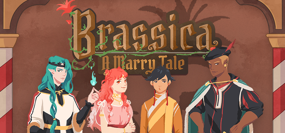 [2018][Boys Laugh +] Brassica – A Marry Tale [v0.62]
